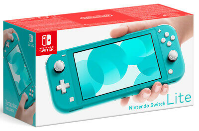 Nintendo SWITCH Lite Turchese / Turquoise Console NINTENDO