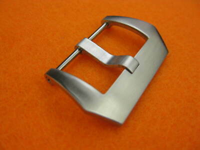 NEW 26mm 316L Stainless PRE-V Buckle PVD Black Spring Bar made for PANERAI 26 mm