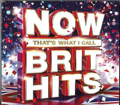 Various - Now That's What I Call Brit Hits - 3 CD Set