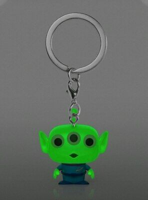 Toy Story 4 - Alien Glow US Exclusive Pocket Pop! Keychain [RS]-FUN43678-FUNKO