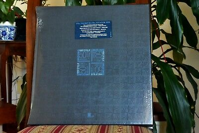 "MILES DAVIS ""Kind of Blue"" John Coltrane 50th BLUE VINYL LP , #1DVD #2CD SEALED"