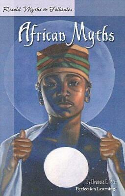 Retold African Myths, Hardback, Library binding by Eleanora E Tate
