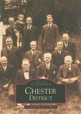 Chester District, Paperback, by C. J. O'Brien