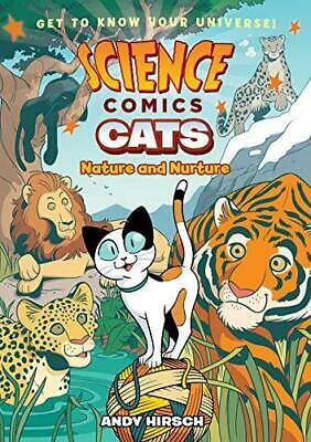 Science Comics: Cats, Hardback,  by Andy Hirsch