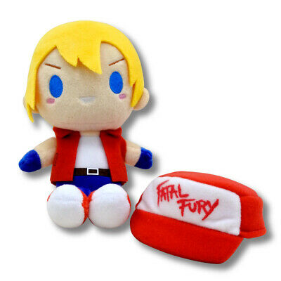 2019 SKN KOF The King of Fighters Terry Bogard Plush Doll stuffed toy