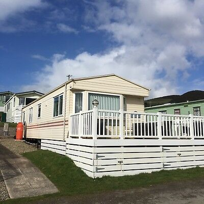 Holiday Home,Clarach Bay,aberystwyth,Wales,seaview,Sleeps 4, September 4 Nights
