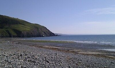 Caravan Holiday Hire,clarach Bay,aberystwyth,Wales,Monday 9th September 4 nights