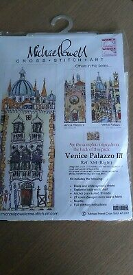 Man at Venice Carnival CD5128 Collection D/'Art cross stitch Cushion Kit