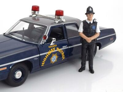 1:18 American Diorama Policeman from Great Britain