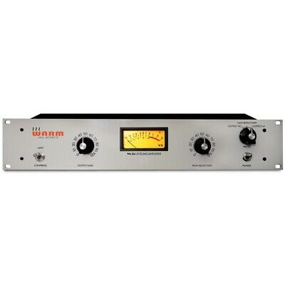 WARM AUDIO WA-2A American Vintage Style Optical Compressor Leveling Amplifier