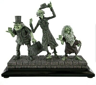 Disney Parks Haunted Mansion 50th Hitchhiking Ghosts Figure Fig LightUp IN HAND