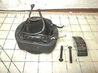 Singer Sewing Machine 15-91 Potted Motor - Field Coil - 201