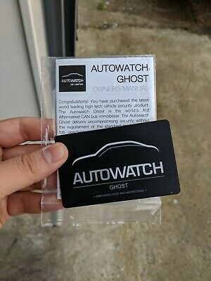 Autowatch Ghost - Canbus Immobiliser [Hardware ONLY]