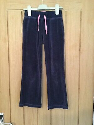Girls 'Mini Boden' Navy Pants. Excellent Condition. Age 7