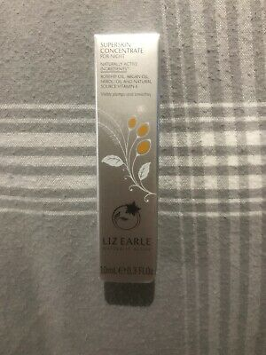 Liz Earle Superskin Concentrate 10ml Brand New