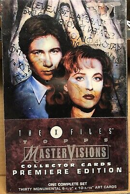 X FILES SEASON 2 PROMOTIONAL CARD P4