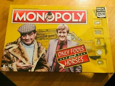 only fools and horses monopoly new and sealed