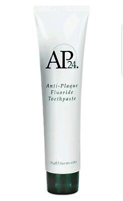 Genuine AP-24 ANTI-PLAQUE FLUORIDE TOOTHPASTE