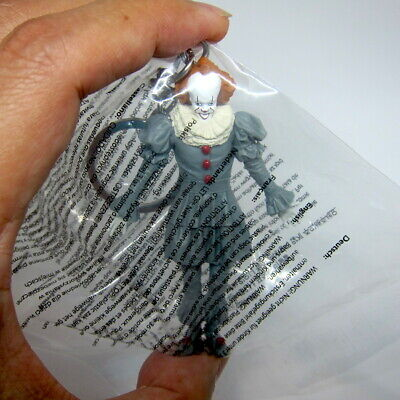 IT Chapter 2 Movie -Official Studio Promo Pennywise Figure Keychain Prop SWAG