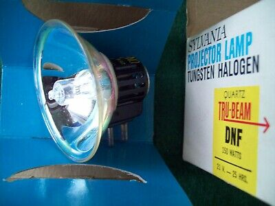 Sylvania  Dnf (A1/266) 21V 150W Projection Lamp/Bulb. New (Old Stock)