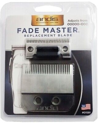 Andis Fade Master (Ml & Sm) Original Replacement Blade 01591🌹
