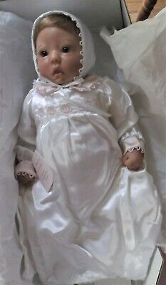 "Lee Middleton Commerative Doll,""Little Blessings"", Last issue, NIB #1640"