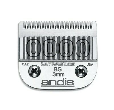 Andis Ultraedge Clipper Blade - Size 0000 🌹