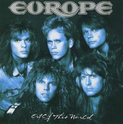 Europe-Out Of This World-Japan Cd D46