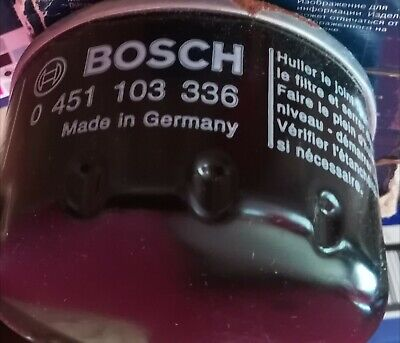 Bosch Oil Filter - P3336 o/e Quality. New. Free postage.