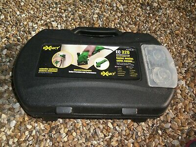 Exakt EC320 saw with Case and  Blade Kit - tile cutter
