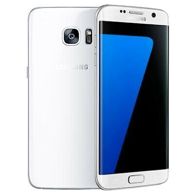 SAMSUNG GALAXY S7 EDGE G935 5.5 In ANDROID 32GB UNLOCKED SMARTPHONE 4G LTE WHITE