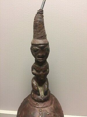 Luda African Pipe (MUSEUM QUALITY)