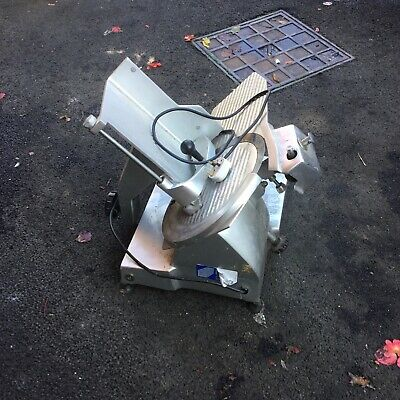 Boston Large Heavy duty Commercial Industrial Electric Meat Food Slicer 3