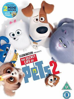 The Secret Life of Pets 2 DVD - NEW