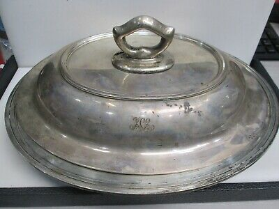 Tiffany & Co. Maker Sterling Makers Covered Vegetable Serving Dish