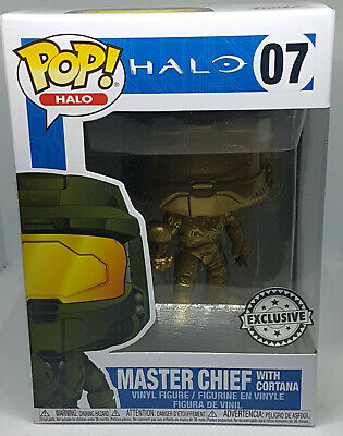 Master Chief with Cortana n°07 Pop! Halo Funko
