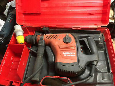 Hilti TE 40 AVR SDS Rotary Hammer Drill Light Breaker 110V.   2175