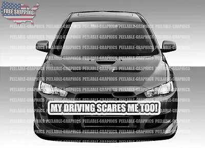 Hellabroke Dont Pull Decal Funny Car Vinyl Sticker Euro JDM Racing Turbo illest
