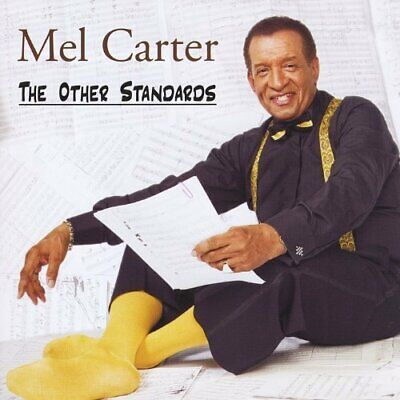 Mel Carter-The Other Standards CD NEW