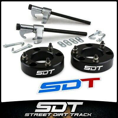 """2.5"""" Front Leveling Lift Kit w/ Spring Compressor Tool For 2004-2020 Ford F-150"""