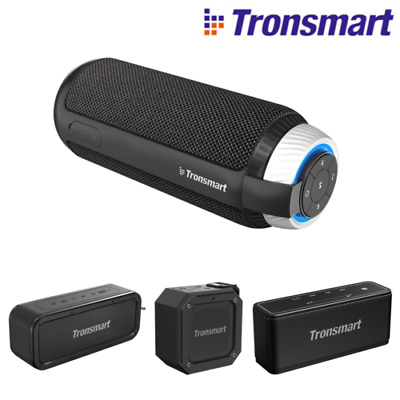 Tronsmart bluetooth Speaker 40W Wireless Portable Bass Stereo Subwoofer Boombox
