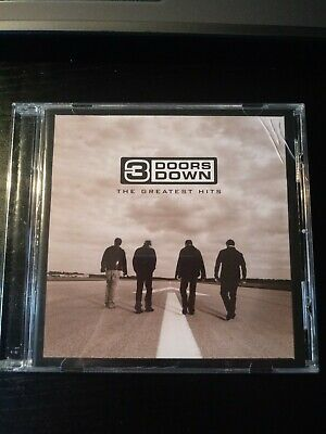 The Greatest Hits von 3 Doors Down (2012)