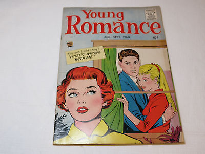 Young Romanzo Agosto - Settembre 1960 Volume 13 #5 Whats Wrong W/ Me Fumetto