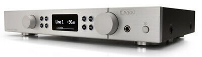 Creek EVOLUTION 100A Phono Integrated Amplifier - Home Stereo Amp Silver