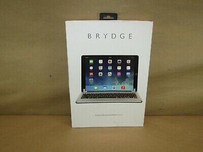 Brydge 12.9 Keyboard for iPad Pro 12.9-inch | 2017/2015 Models only