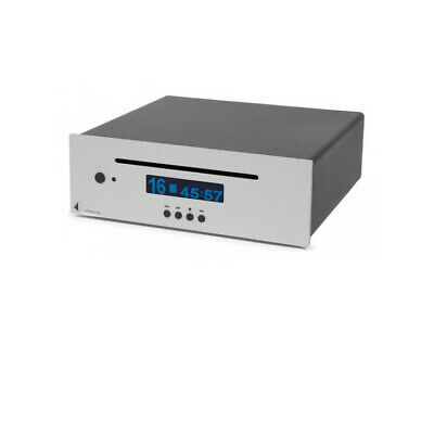 Pro-Ject CD Box DS CD Player - Transport Compact SILVER Compact Disc