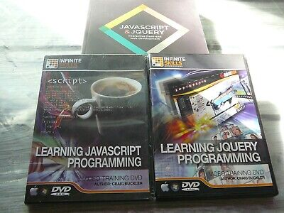 JavaScript & JQUERY Interactive Front End Web Development – Textbook + 2 DVDs