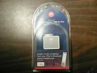 Motorola Bluetooth Adapter D650 for iPod