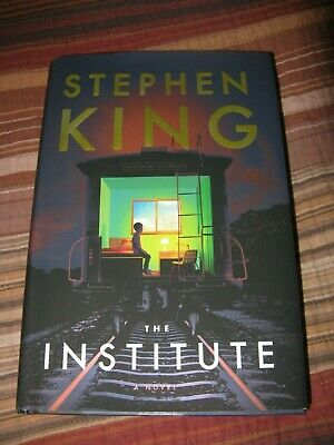Stephen King - The Institute - Hardcover - 2019