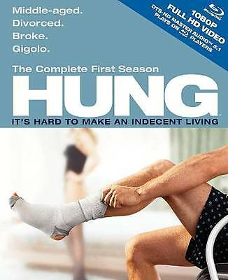 Hung: The Complete First Season (Blu-ray Disc, 2010, 2-Disc Set) T. Jane/Sealed!